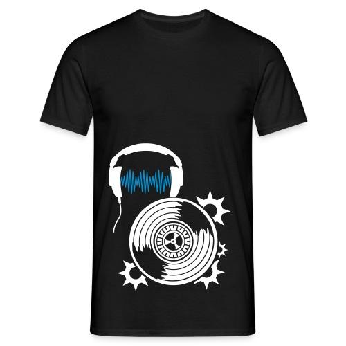 DJ - T-skjorte for menn
