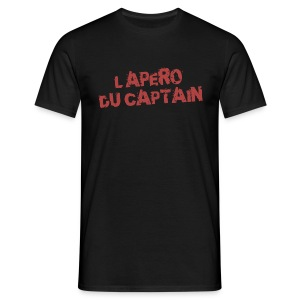 L'apero du captain ! (Bordel) - T-shirt Homme