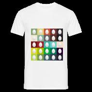 Camisetas ~ Camiseta hombre ~ Egg Palette