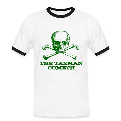 The Taxman Cometh - Men's Ringer Shirt