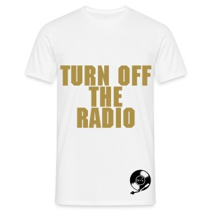 T-shirt Homme Anti Radio - T-shirt Homme