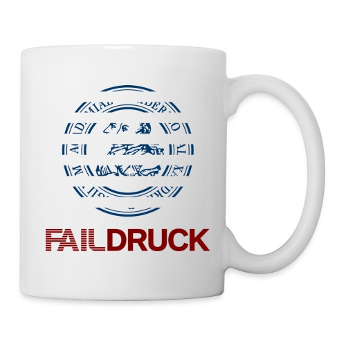 Faildruck-Tasse - Tasse