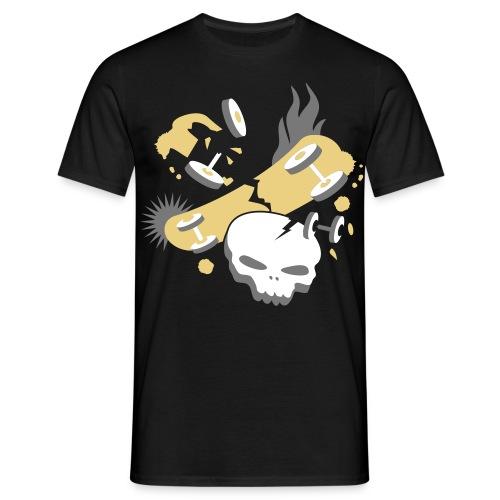 HCD Clash T-shirt - Men's T-Shirt