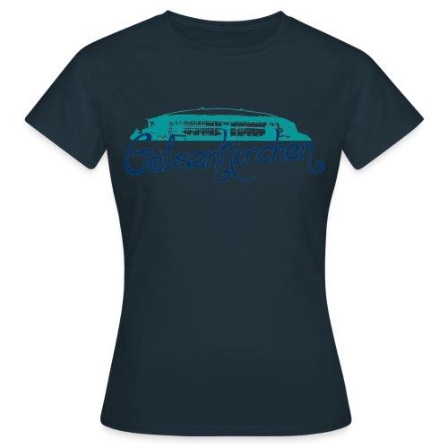 Gelsenkirchen Arena - Frauen T-Shirt