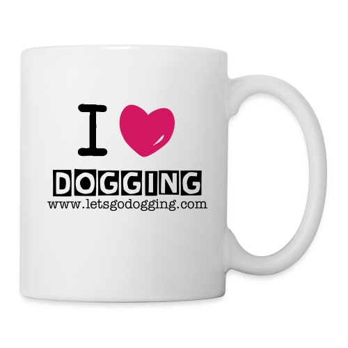 Let's Go Dogging Mug - Mug