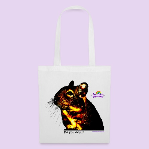 Do You Degu? Tote Bag - Tote Bag