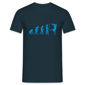 Evolution Streetdance - Männer T-Shirt