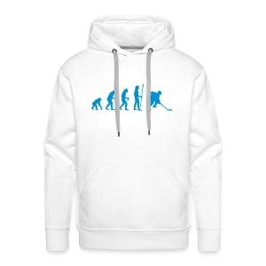 Evolution Eishockey - Männer Premium Hoodie