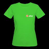 T-Shirts ~ Women's Organic T-shirt ~ Attac Girly