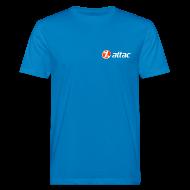 T-Shirts ~ Men's Organic T-shirt ~ Attac Logo Unisex