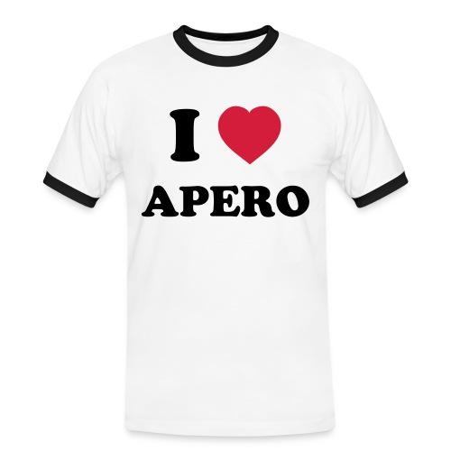 Maillot Homme APERO - T-shirt contrasté Homme
