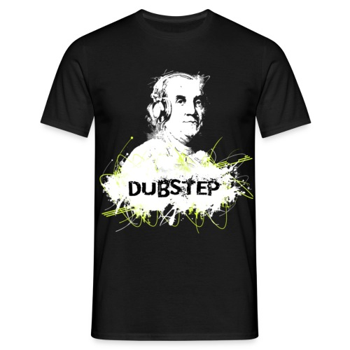 dubstep - Men's T-Shirt