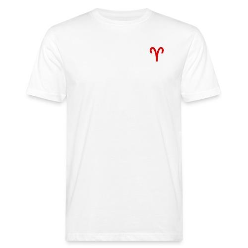 T-shirt uomo Ariete - T-shirt ecologica da uomo