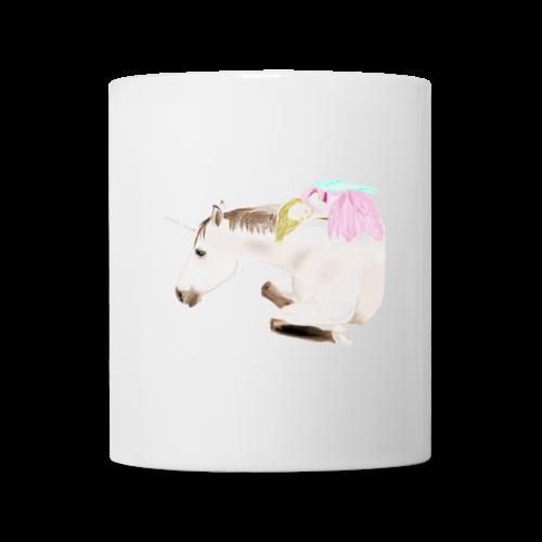 Tasse Licorne Fée - Mug blanc