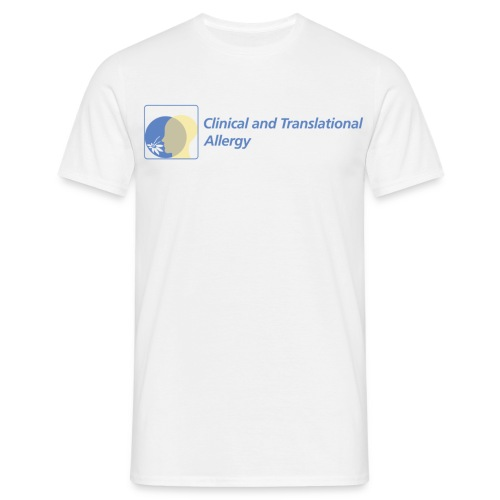 Clinical and Translational Allergy (men's t-shirt) - Men's T-Shirt