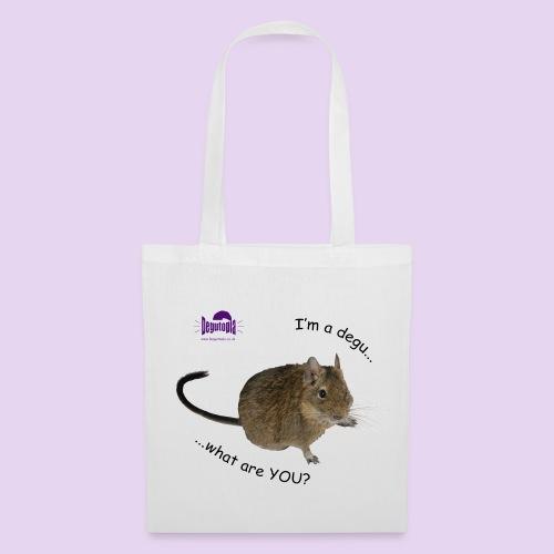 Degu What? Tote Bag - Tote Bag