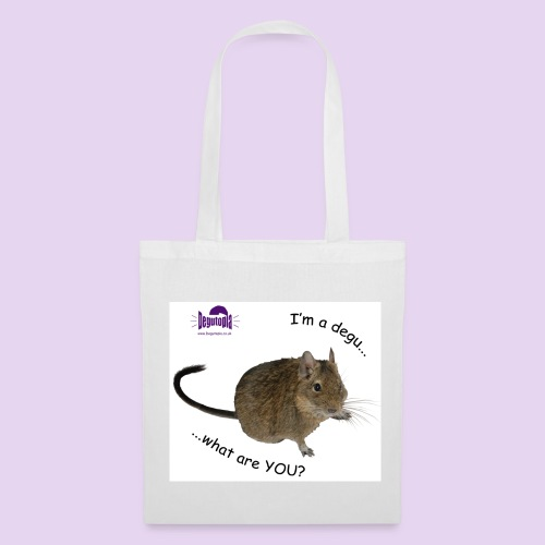 Degu What? Tote Bag - Tote Bag