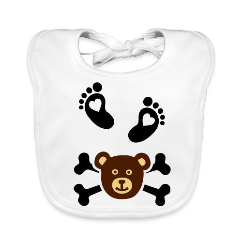 Baby Organic Bib - Babero ecológico bebé