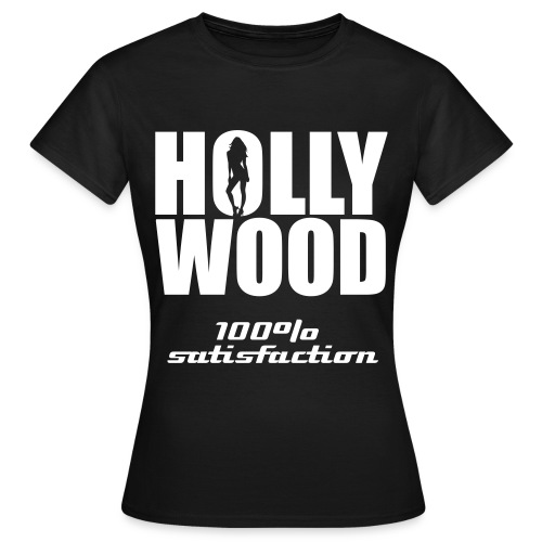 Hollywood Babe - Women's T-Shirt
