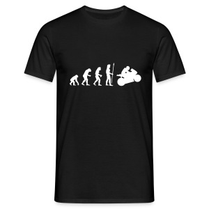 Evolution Motorsport - Männer T-Shirt