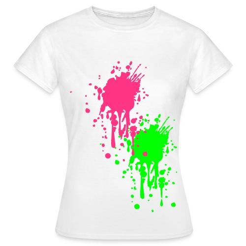P!NK Green. - Vrouwen T-shirt