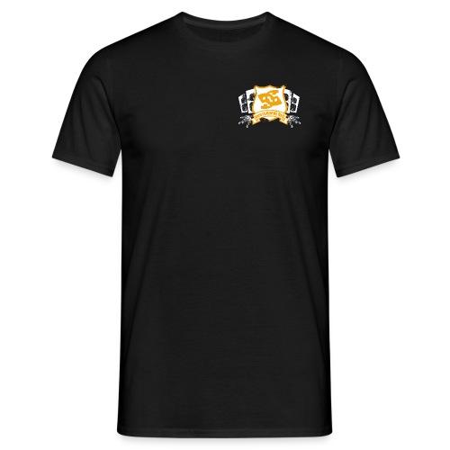 Dustgroove Shirt Schwarz - Männer T-Shirt