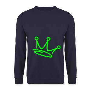 blue-blooded Flysoulz sweatshirt - Men's Sweatshirt