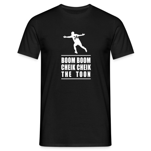 Boom Cheik Toon - Men's T-Shirt