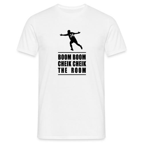 Boom Cheik Room - Men's T-Shirt