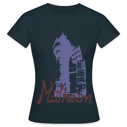Mülheim Aquarius - Frauen T-Shirt