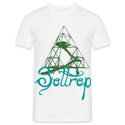 Bottrop Tetraeder - Männer T-Shirt