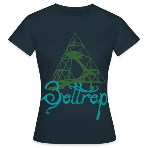 Bottrop Tetraeder - Frauen T-Shirt