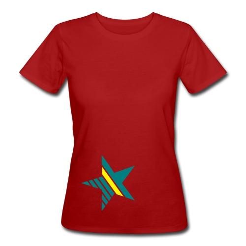 Stern - Frauen Bio-T-Shirt