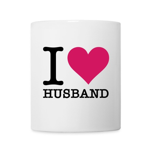 taza love husband - Taza