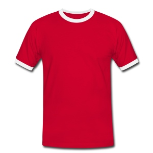 PLAIN COLOURED TEE - Men's Ringer Shirt