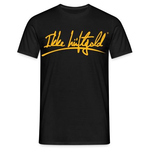 Ikke Hüftgold - Logo Shirt - Männer T-Shirt