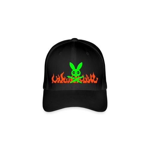dead bunny - Flexfit Baseball Cap