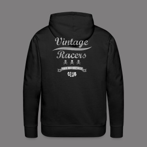 Motorcycles Club Hoodie  Black - Sweat-shirt à capuche Premium pour hommes
