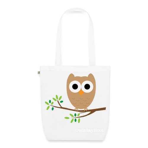 Owl Tote Bag - EarthPositive Tote Bag