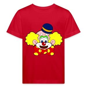 T shirt enfant clown - T-shirt bio Enfant