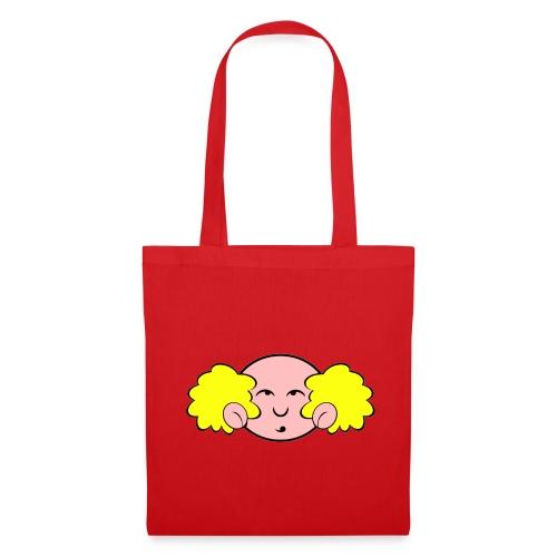 Sac visage - Tote Bag