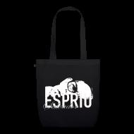 Bolsas y mochilas ~ Bolsa de tela ecológica ~ Bossa platja Espriu