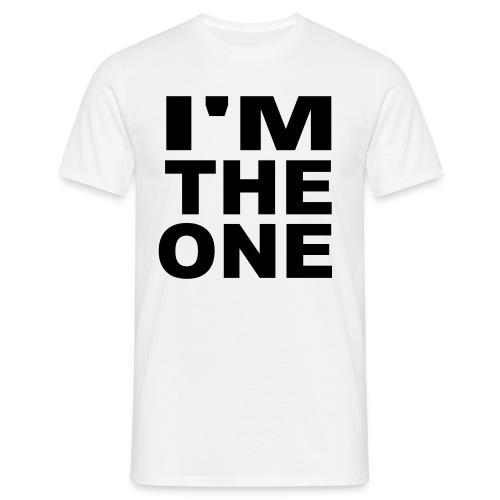 SingelShirt - Männer T-Shirt