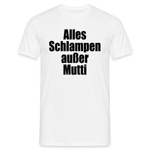 MomiShirt - Männer T-Shirt
