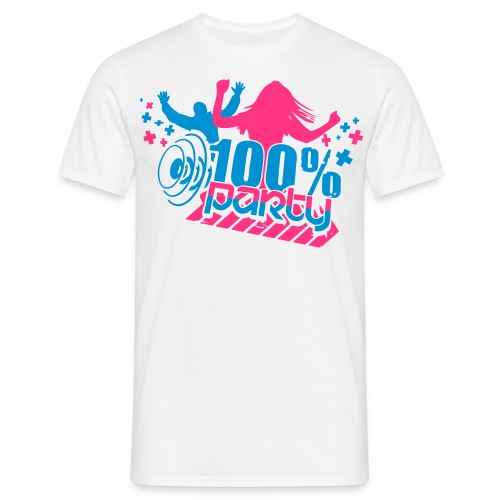 100% SOMMAR - T-shirt herr