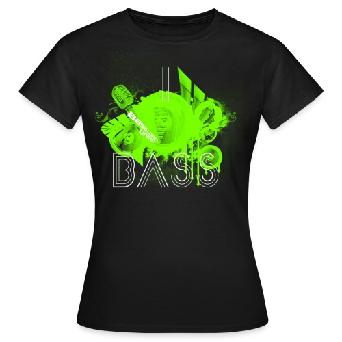 welovebass18 - Frauen T-Shirt