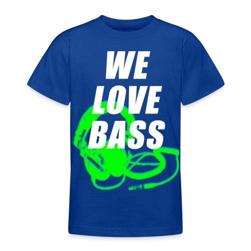welovebass11 - Teenager T-Shirt