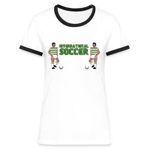 International Soccer - Women's Ringer T-Shirt