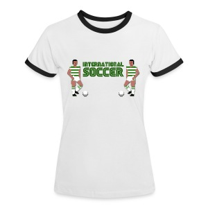 International Soccer - Women's Ringer T-Shirt