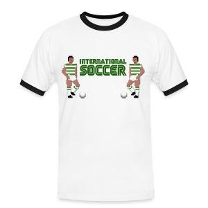 International Soccer - Men's Ringer Shirt